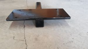 Reciver hitch winch plate for Sale in Jurupa Valley, CA