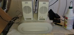 ALTEC LANSING POWERED SUBWOOFER AND SPEAKER CLEAN IN GOOD CONDITION for Sale in Philadelphia, PA