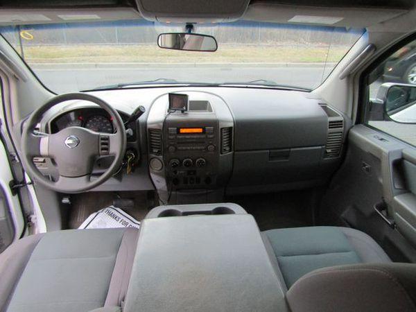 2006 Nissan Titan Crew Cab