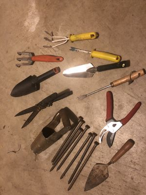Lot of Gardening Tools for Sale in Doylestown, PA