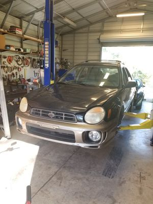 2002 Subaru outback awd for Sale in LXHTCHEE GRVS, FL