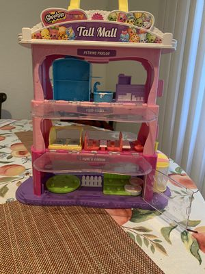 Shopkins Tall Mall for Sale in Los Angeles, CA