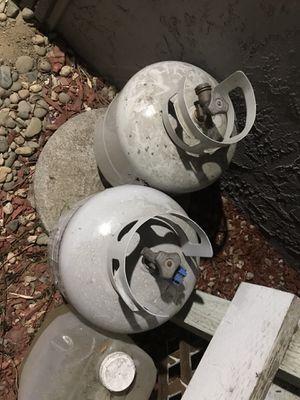 2 full propane for Sale in San Jose, CA