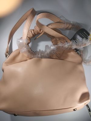 BRAND NEW LEATHER SMALL PINK SHOULDER BAG ONLY $29.99 for Sale in Miami, FL