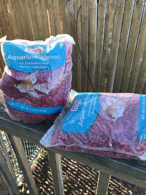 Aquarium Gravel for Sale in Buffalo, NY