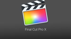 Mac  Apple Software -Final Cut Pro X for Sale in Plantation, FL