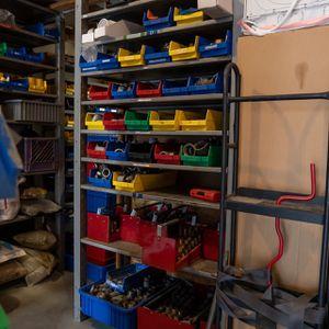 Huge Array Of Industrial Shelving for Sale in Costa Mesa, CA