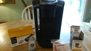 Keurig k select k80 plus extras for Sale in KIMBERLIN HGT, TN