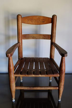 Antique Wooden Child's Chair for Sale in Los Angeles, CA