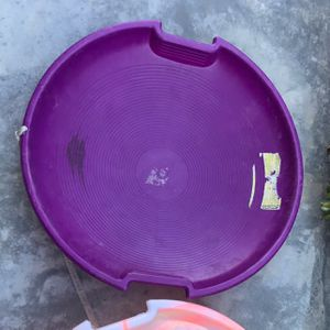 """26"""" Snow racer disc, snow sled disc with good condition for Sale in Brentwood, CA"""