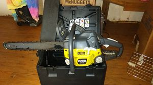 Ryobi Chainsaw for Sale in Tuttle, OK