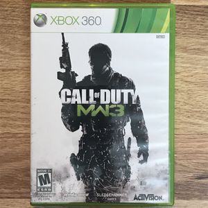 Call of Duty: Modern Warfare 3 Xbox 360 Game for Sale in Banning, CA