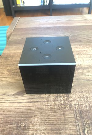 Amazon Fire TV Cube for Sale in San Diego, CA