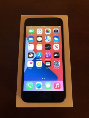 iPhone 6S 32GB Space Gray (UNLOCKED) for Sale in Modesto, CA