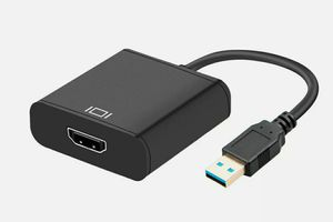 HD 1080P USB 3.0 to HDMI Video Cable Adapter Converter For PC Laptop HDTV LCD TV for Sale in Los Angeles, CA
