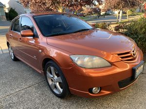 2005 Mazda 3 Manual Transmission 2.3L Engine for Sale in Lake Stevens, WA