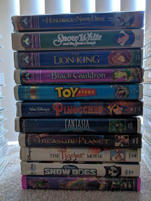 Classic Disney Movies for Sale in Falls Church, VA