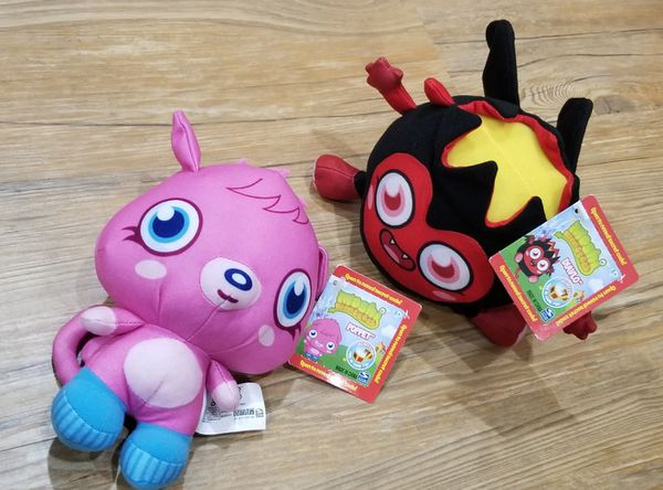 "Moshi Monsters - Collectible 6"" Plush Dolls"