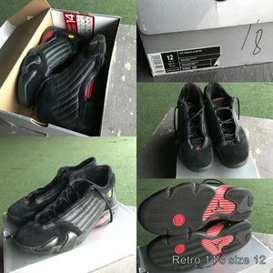 Retro Jordan 14's size 12 Last shot for Sale in Nashville, TN