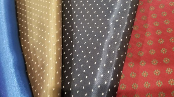 Fabrics Sewing Crafting Clothing Creating Design Ideas Handmade Colours Satin Cotton Woven Knit