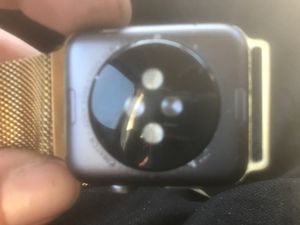 42 mm Apple Watch used locked I think for Sale in Chino, CA