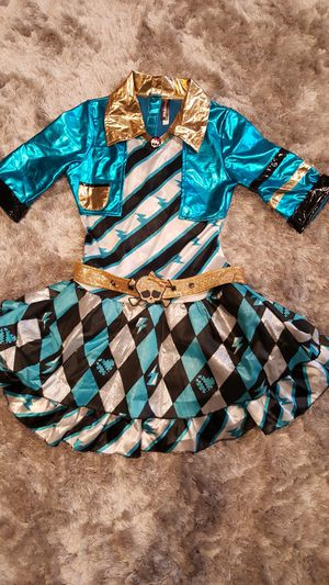 Monster High Costume Size 8 - 10 years. Great condition! for Sale in Everett, WA