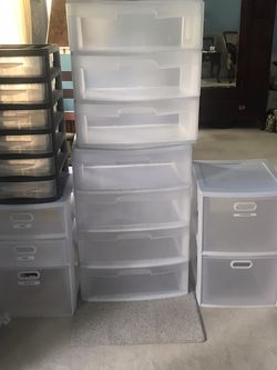 Plastic Organizers And I Have A Couple More for Sale in Sammamish,  WA