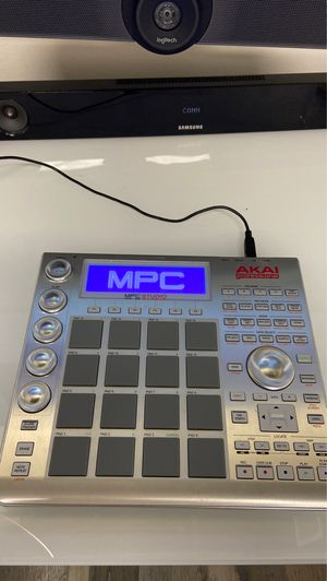 MPC Studio w/ software for Sale in San Diego, CA