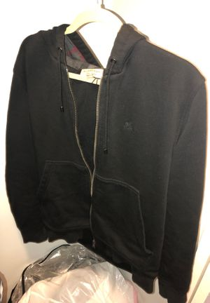 CLASSIC XL BLACK BURBERRY HOODIE London,England for Sale in Silver Spring, MD