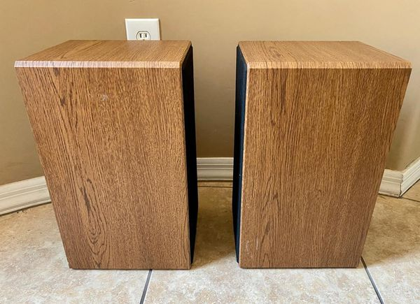 Vintage DCM CX-17 Speakers