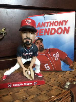 Baseball bobblehead (Anthony Rendon) for Sale in Falls Church, VA