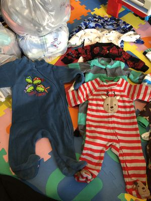 6 month variety boys clothes for Sale in Fairfax, VA