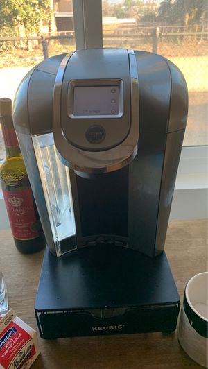 Keurig Great coffee machine after 12 cups of coffee for Sale in Norco, CA