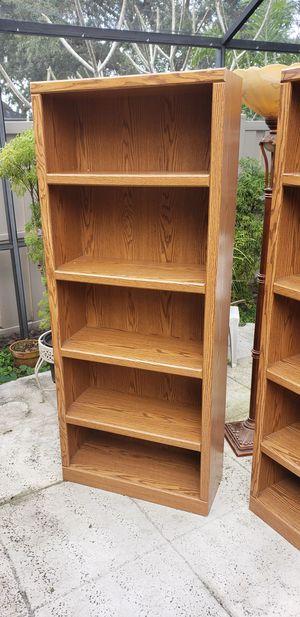 Bookshelves TODAY only for Sale in Jupiter, FL