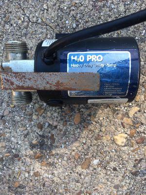 Heavy duty water pump for Sale in Norfolk, VA
