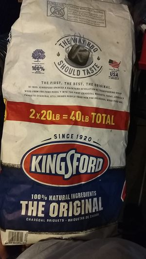 Kingsford charcoal for Sale in Hebron, KY
