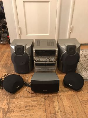 Aiwa stereo system for Sale in Daly City, CA
