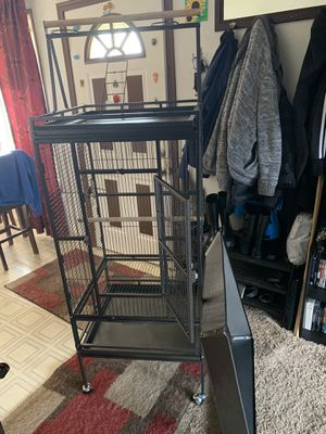 Large bird cage for Sale in Gresham, OR