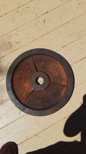 45 Pound Olympic plate (2 inches) for Sale in Richmond, CA