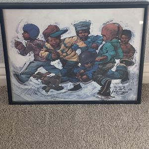 Football Picture for Sale in Richmond, CA