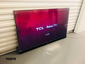 "50"" 4K TCL ROKU UHD HDR SMART LED TV 2160P TAX ALREADY INCLUDED for Sale in Phoenix, AZ"