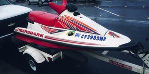 1995 tigershark 1100 cc jet ski $1200 cash today. for Sale in North Richmond, CA