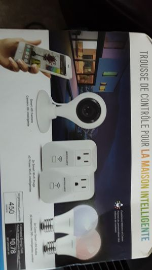 Smart home control kit for Sale in Arlington, VA
