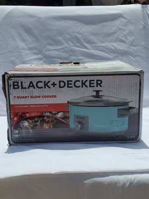 $35 BLACK + DECKER SLOW COOKER for Sale in Las Vegas, NV