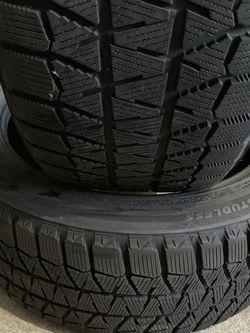 225/45/17 Bridgestone Used Pair (2) for Sale in Vancouver,  WA