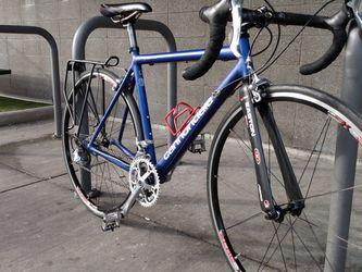 Cannondale Road bike 50cm Metallic Blue for Sale in Federal Way,  WA