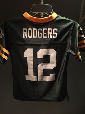 Packers Youth NFL Jersey for Sale in New Lenox, IL