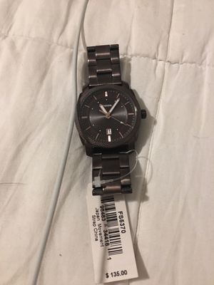 Fossil Brand New Copper and Grey Watch for Sale in Alexandria, VA