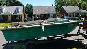 Diy boat for Sale in Detroit, MI
