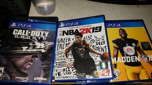 PS4 Games for Sale in Jurupa Valley, CA